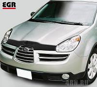 Дефлектор капота ( мухобойка ) Subaru Tribeca 2005-2007