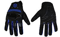 Мотоперчатки текстильные SCOYCO MС24-BKB