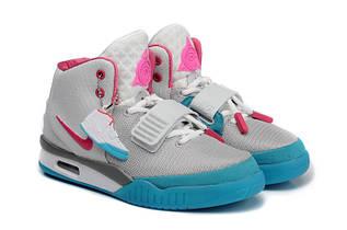 Кроссовки женские Nike Air Yeezy / AZW-001 (Реплика)