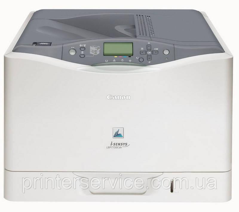 Canon LBP 7750Cdn БУ цветной лазерный принтер формата А4