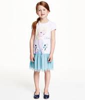 Платье для девочки H&M 14-9398
