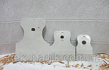 Шпатель гумовий 3,5 см
