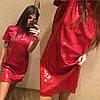 Блестящее платье из пайеток