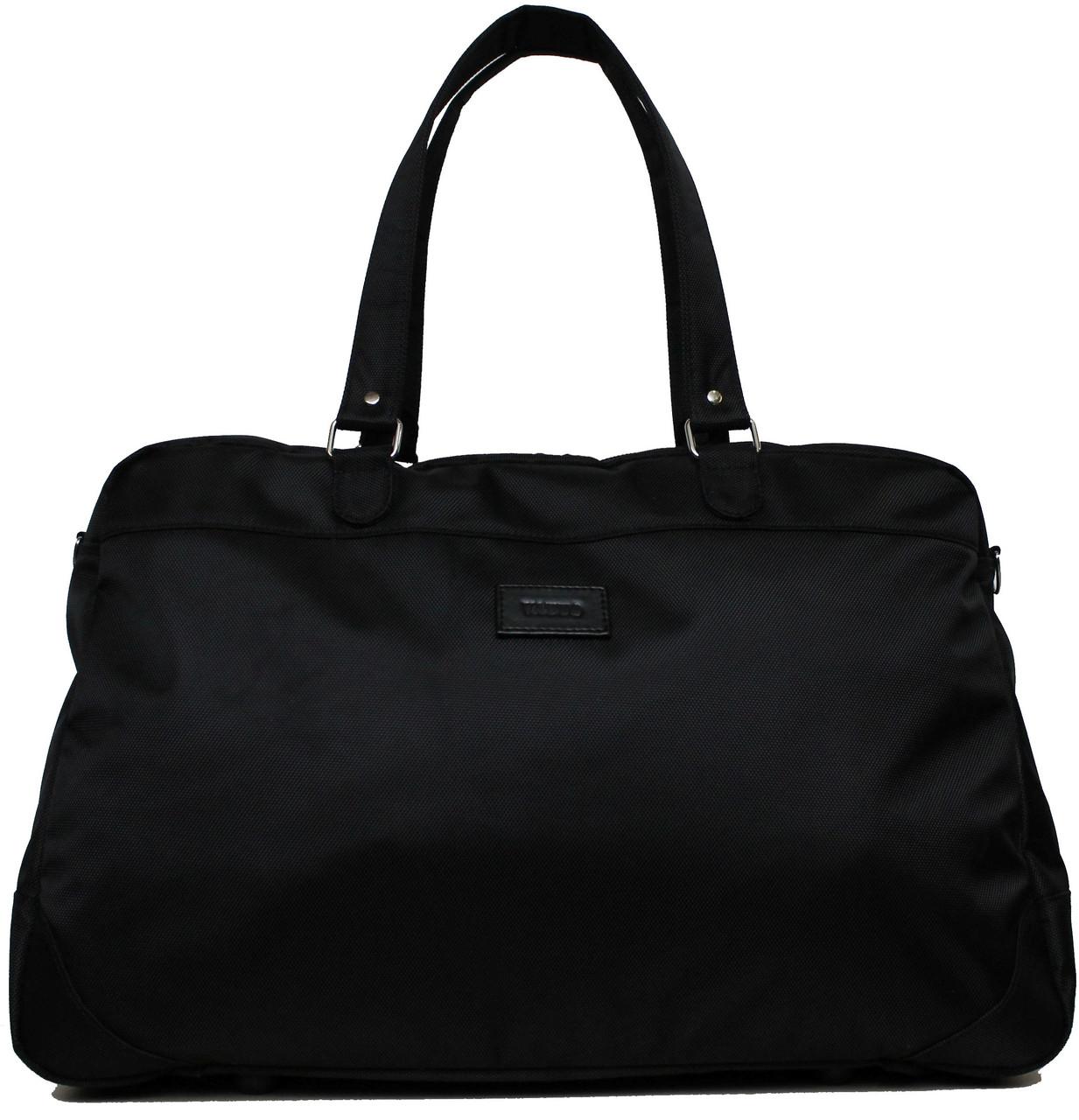Дорожная сумка VATTO B14 N1 из нейлона 30 л, черный