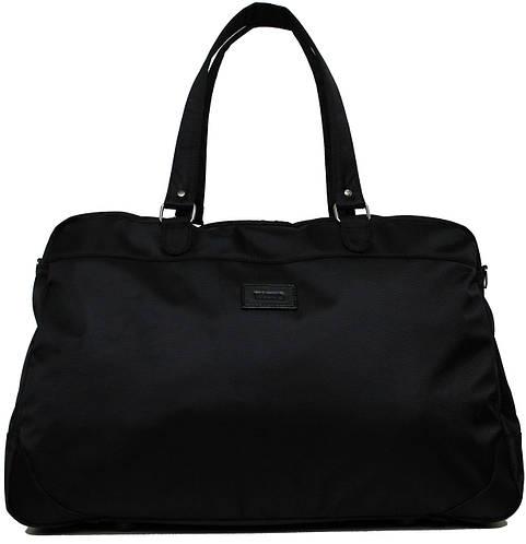 Дорожная классическая сумка из высокопрочного нейлона 30 л. VATTO B14N1 черный