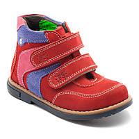 Ортопедические ботинки FS Сollection для девочки, демисезонные, размер 20-28