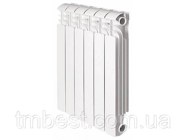 Радиатор алюминиевый RADAL 80*500, фото 2