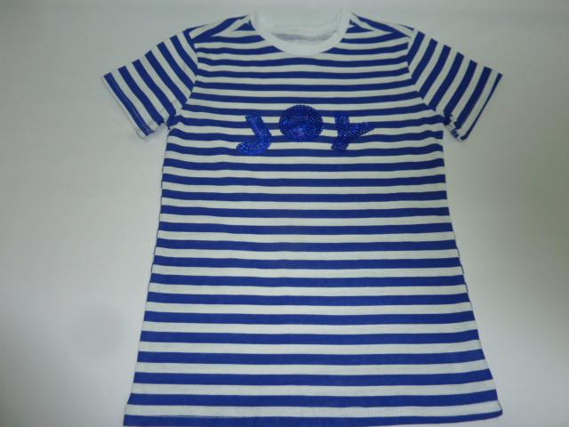 футболка  морячка JOY