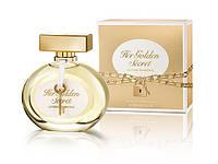 Женская туалетная вода Antonio Banderas Her Golden Secret (Антонио Бандерас Хе Голден Сикрет)
