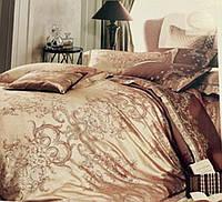 Постельное белье Сатин-жаккард (семейное) № J-151  Carven