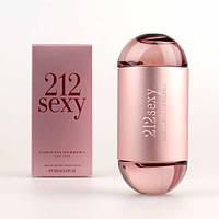 Женская парфюмированная вода Carolina Herrera 212 sexy (Каролина Херрера 212 секси)