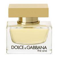 Парфюмированная вода для женщин Dolce&Gabbana The One Women (Дольче Габбана зе Вумен)