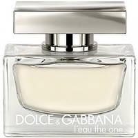 Женская туалетная вода Dolce & Gabbana L`Eau The One (Дольче Габбана Лиу Зе Ван)