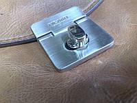 Ремонт поворотного замка в сумке PICARD