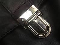 Ремонт застежки в портфеле DAVID JONES