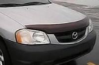 Дефлектор капота ( мухобойка ) Mazda Tribute 2000-2007