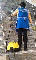 """Мойка радиаторов в домах и квартирах с помощью парагенераторов от компании""""ЕВРОУБОРКА"""""""