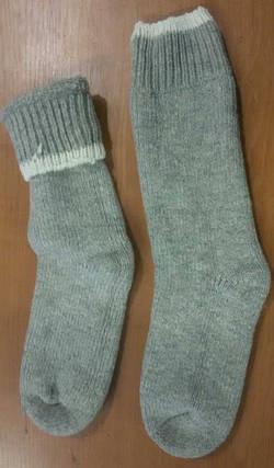 Носки шерстяные, фото 2