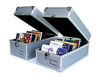 Кейс алюминиевый, для коллекционного материала - SAFE, фото 1