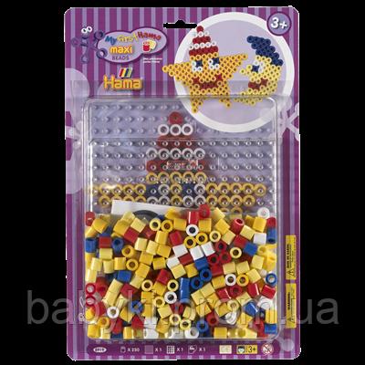 Набор мозаики «Звездочка», HAMA Maxi 3+ (8919)