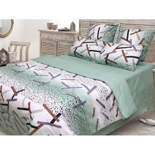 Комплект постельного белья «Карон»  ТЕП бязь (100% хлопок) недорого.