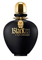 Женская парфюмированная вода Paco Rabanne Black XS L'aphrodisiaque for her