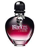 Женская парфюмерная вода Paco Rabanne Black XS L'exces (Пако Рабанн Блек ИксЭс Эль`Эксес)