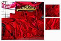 Постельное белье Сатин-жаккард (семейное) № J-019  Carven