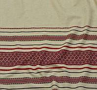 Ткань с украинской вышивкой Карпати ТДК-35 3/1, фото 1