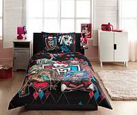 Комплект постельного белья MONSTER HIGH