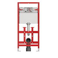Застенный модуль для установки подвесного унитаза TECElux 9 600 400 с функцией m-Lift и системой ceramic-Air