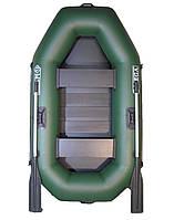 Лодка гребная надувная пвх omega (омега) 220 LS