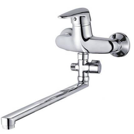Смеситель для ванны Zegor Z63 ECT-A170 BIG, фото 2