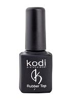 Каучуковое верхнее покрытие для гель лака Rubber Top Gel Kodi Professional 7 мл