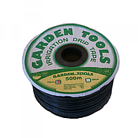 Лента для капельного полива щелевая Garden tools шаг 10см 500м