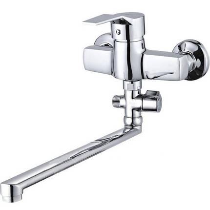 Смеситель для ванны Zegor Z63 EDN-A183 BIG, фото 2