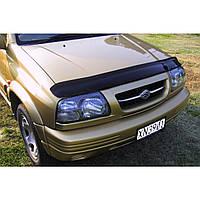 Дефлектор капота ( мухобойка ) Suzuki Grand Vitara 1998-2005
