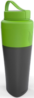 Фляга LIGHT MY FIRE Pack-up-Bottle green