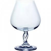 Fleur бокал для коньяка 400 мл - 6 шт. Bohemia 40448/400