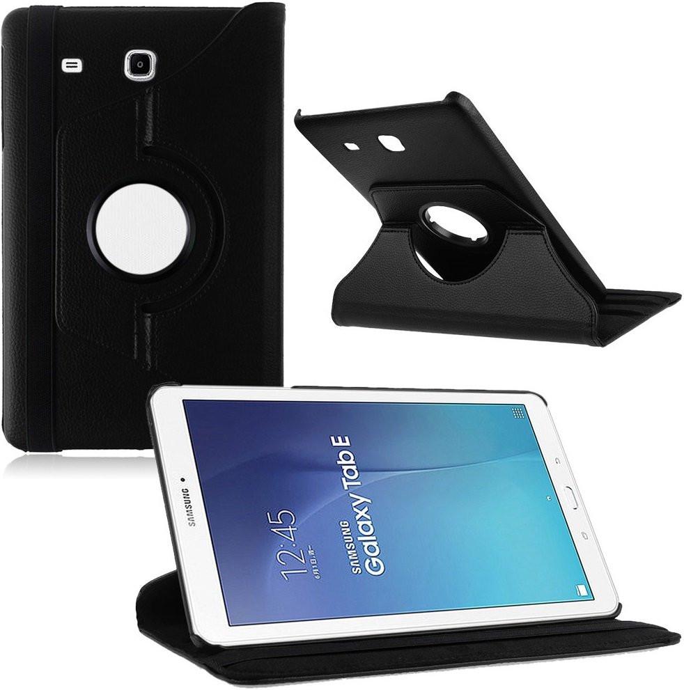 Чехол-обложка для Samsung Galaxy Tab E 9,6 T560/561 Black TTX