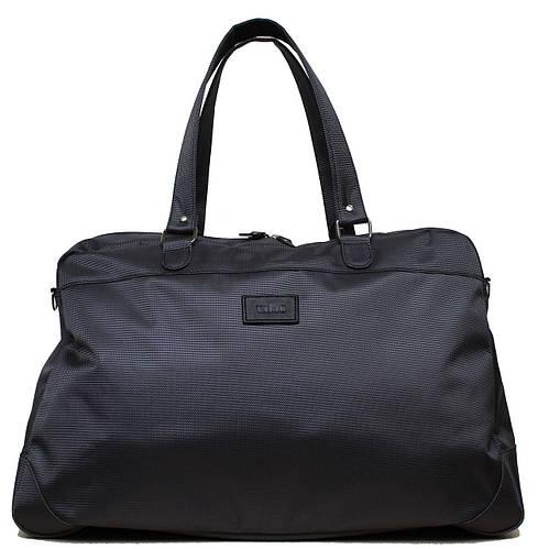 Дорожная вместительная сумка из высокопрочного нейлона 30 л. VATTO B14N3 серый