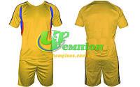 Футбольная форма для команд Zel детская, макс. рост 160 см (CO-4587-Y)