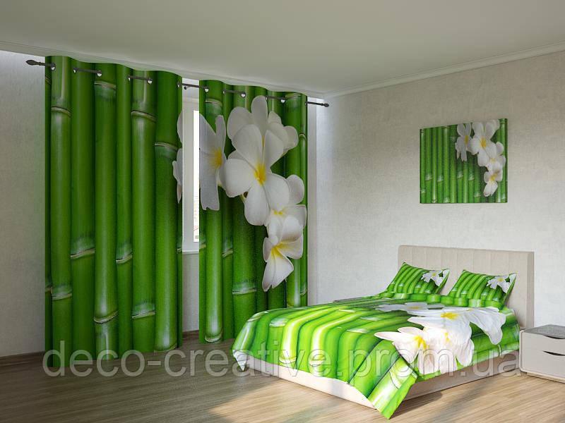 Фотокомплект цветущий бамбук