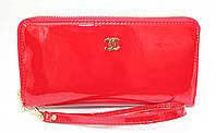"Женский кожаный кошелек ""Chanel  Cherry"""