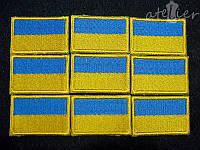 Нашивка Флаг Украины (40*60 мм.)