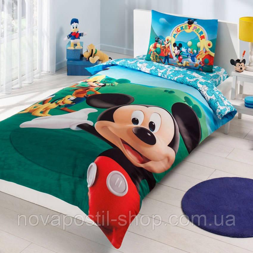 Комплект постельного белья Тас Mickey Mouse Club