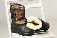 Ботинки рыбацкие утепленные Клен