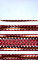 Ткань с украинской вышивкой Илона ТДК-72 2/1