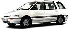 Фаркопы на Mitsubishi Space Wagon (1992-1998)