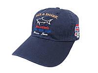 Темно-синяя бейсболка Paul Shark